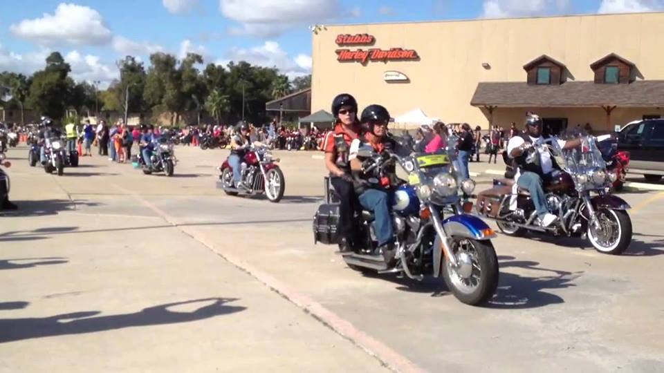 Outlaw Dave Ranch Ride Lone Star Rally