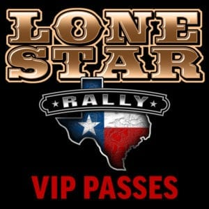 VIP Packages 2019 - Lone Star Rally