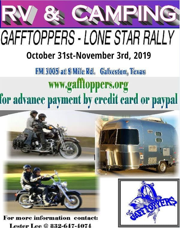 RV – Lone Star Rally